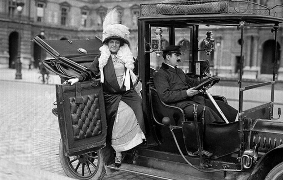 вся информация о такси в париже